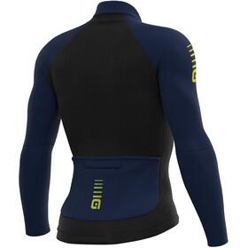 Alé Cycling Clima Protection 2.0 Warm Race Maillot Hombre, blue